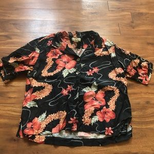 Tommy Bahama button down too small